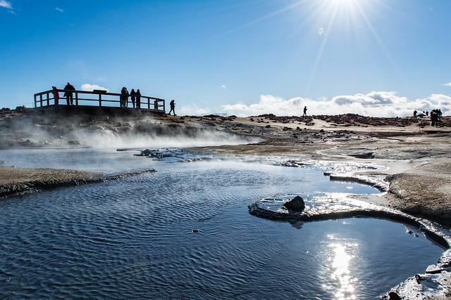 Icelandic Sunshine