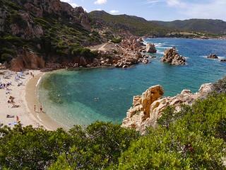 "Sardinia Costa Paradiso ""Li Cossi Beach""   by fotogake"