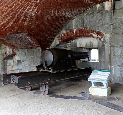 Fort Knox, Dalghren Gun