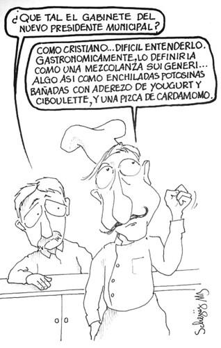 Poniéndole sazón   by La Jornada San Luis