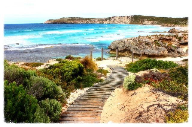 The End of the Path - Kangaroo Island - Australia