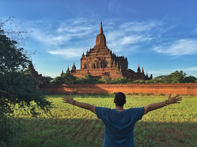 Sele en Bagan (Myanmar)