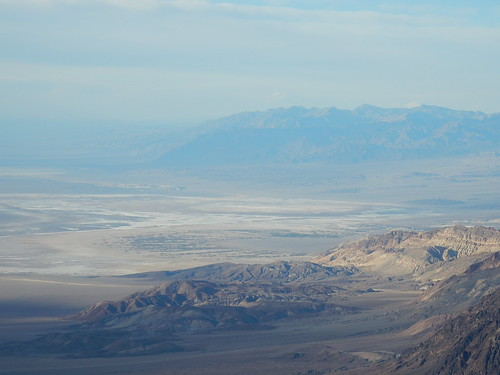 Death Valley NP - Dantes view - 2