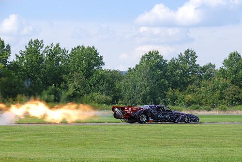 2013 greenwoodlake greenwoodlakeairshow nj newjersey nikond80 tamron18270mmlens wickedwilly jetcar car flames copyrightprotected