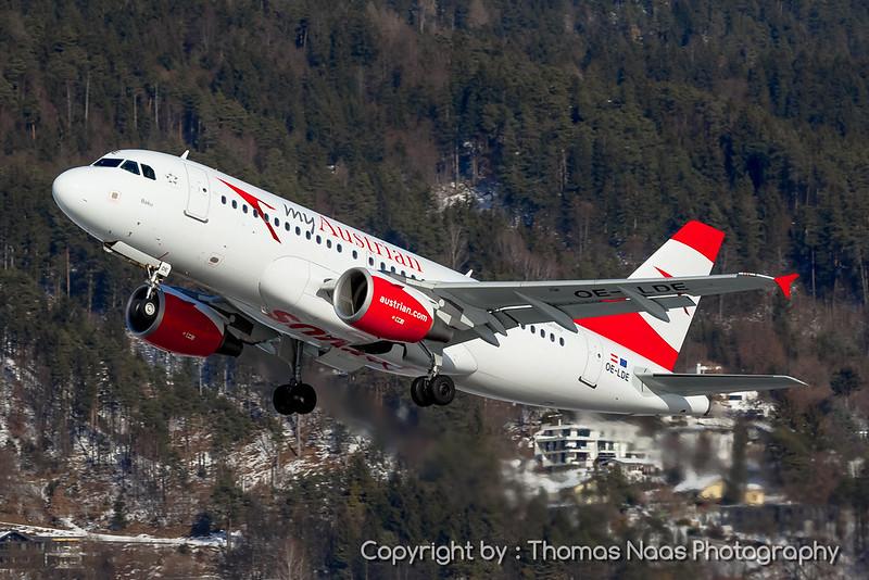 Austrian Airlines, OE-LDE