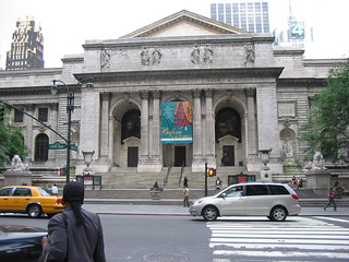 New York Public Library | by NoirinP