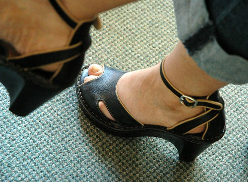 lovely shoes and feet... Bellopede