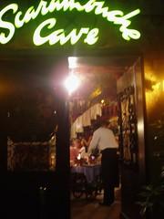 Scaramouche Cave