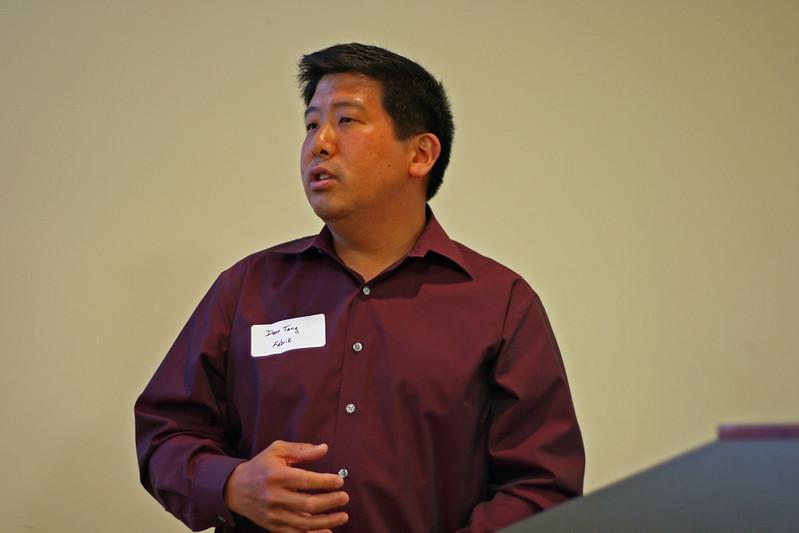 Dave Tang, Fabrik