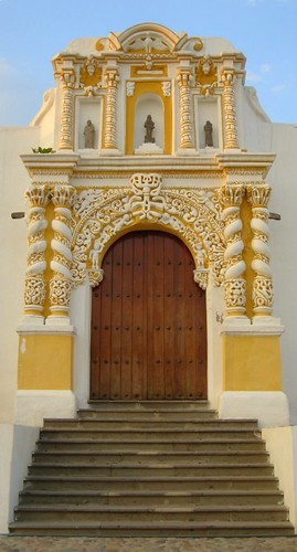 Puerta del Fuerte de Loreto