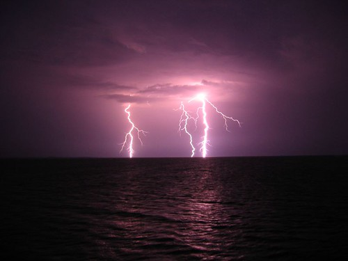 Lightning at the night | by Reedcat