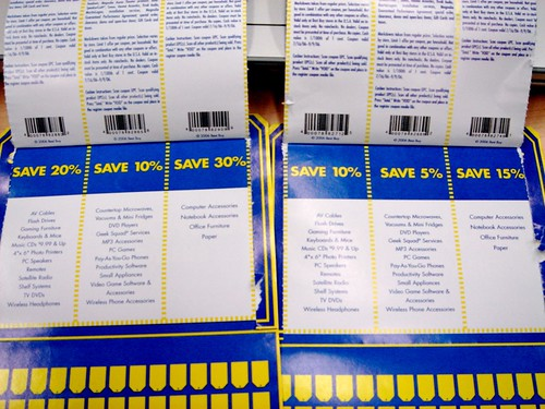 How to find BestBuy's 30% off booklets | by inju