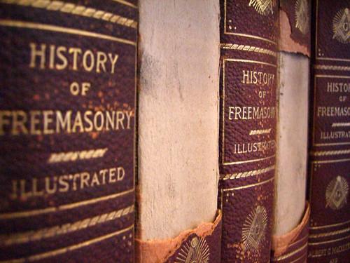 History of Freemasonry Illustrated | by lambdachialpha