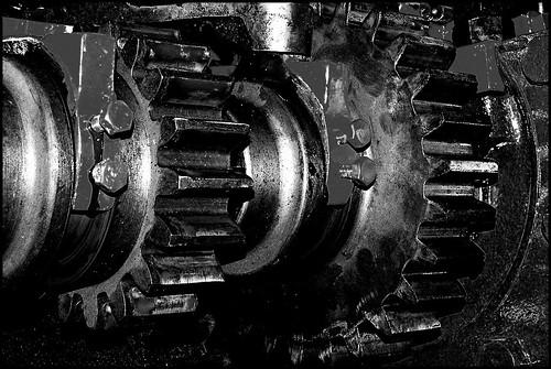 Gears | by Andrew Stawarz