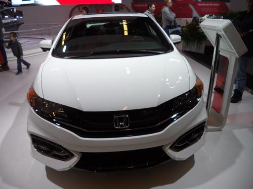 2015 Honda Civic Si Coupe Photo