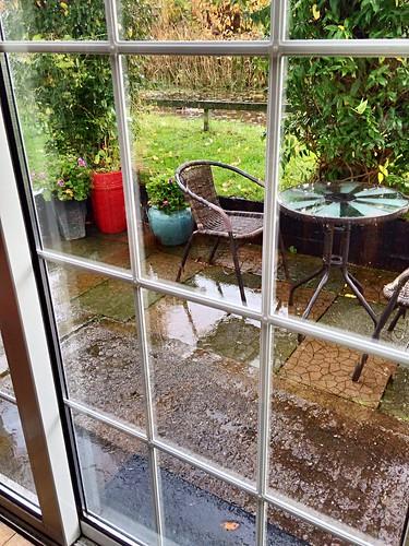 ireland irish window glass rain weather garden cork pane newmarket hww iphone5 mountainviewbb 2015onephotoeachday