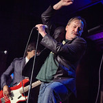 Sun, 01/11/2015 - 10:31pm - Southside Johnny & the Asbury Jukes light up the Cutting Room for an audience of FUV Members. Hosted by Dennis Elsas. Photo by Gus Philippas.