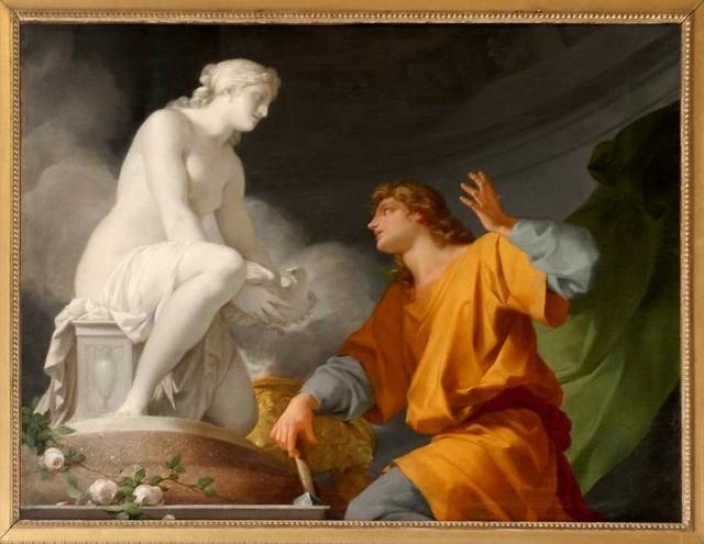 +1786: Pigmalión y Galatea
