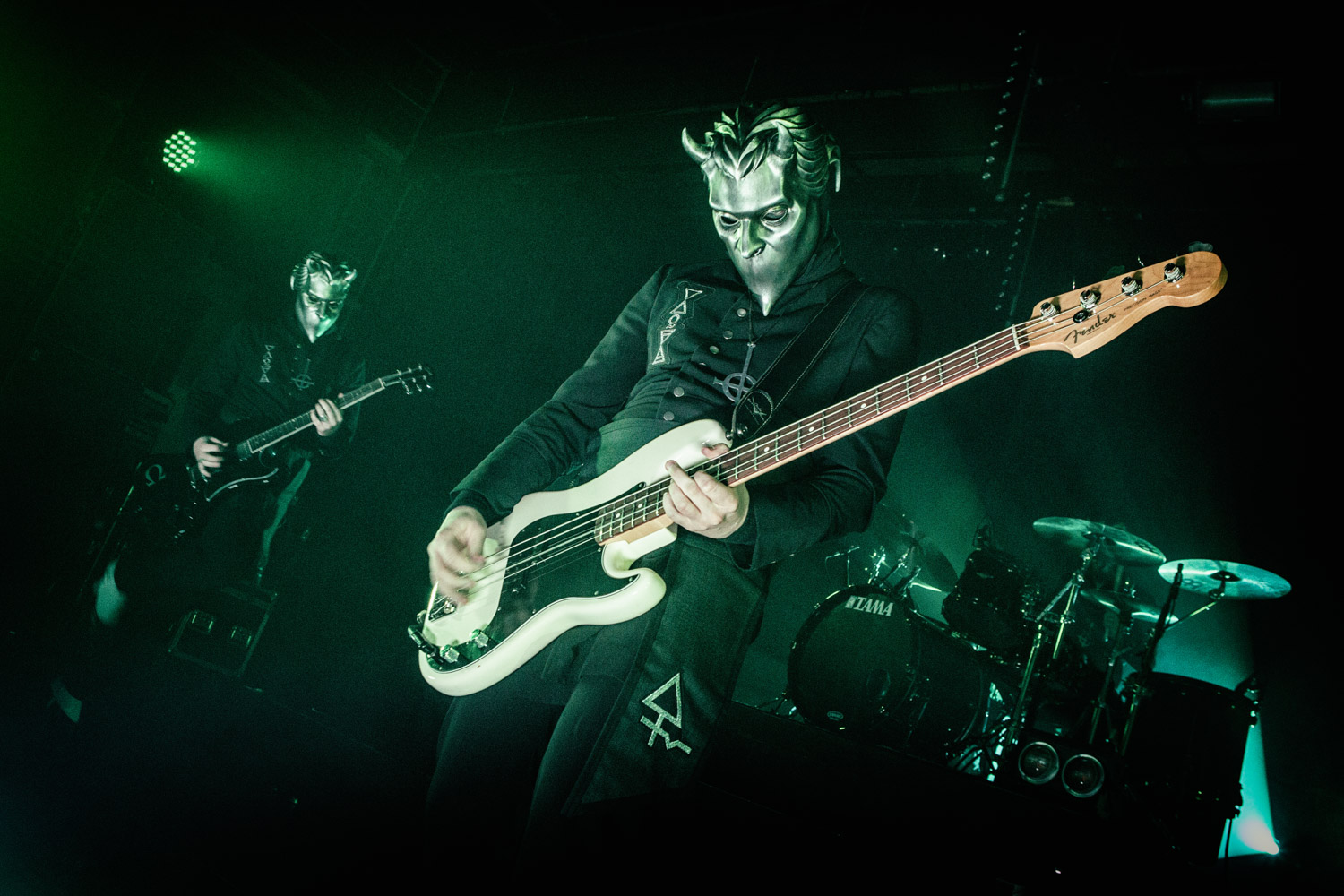 Ghost @ Trix Antwerpen (Bert Savels)
