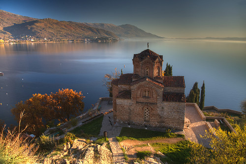 Ohrid Sunset | by hapulcu