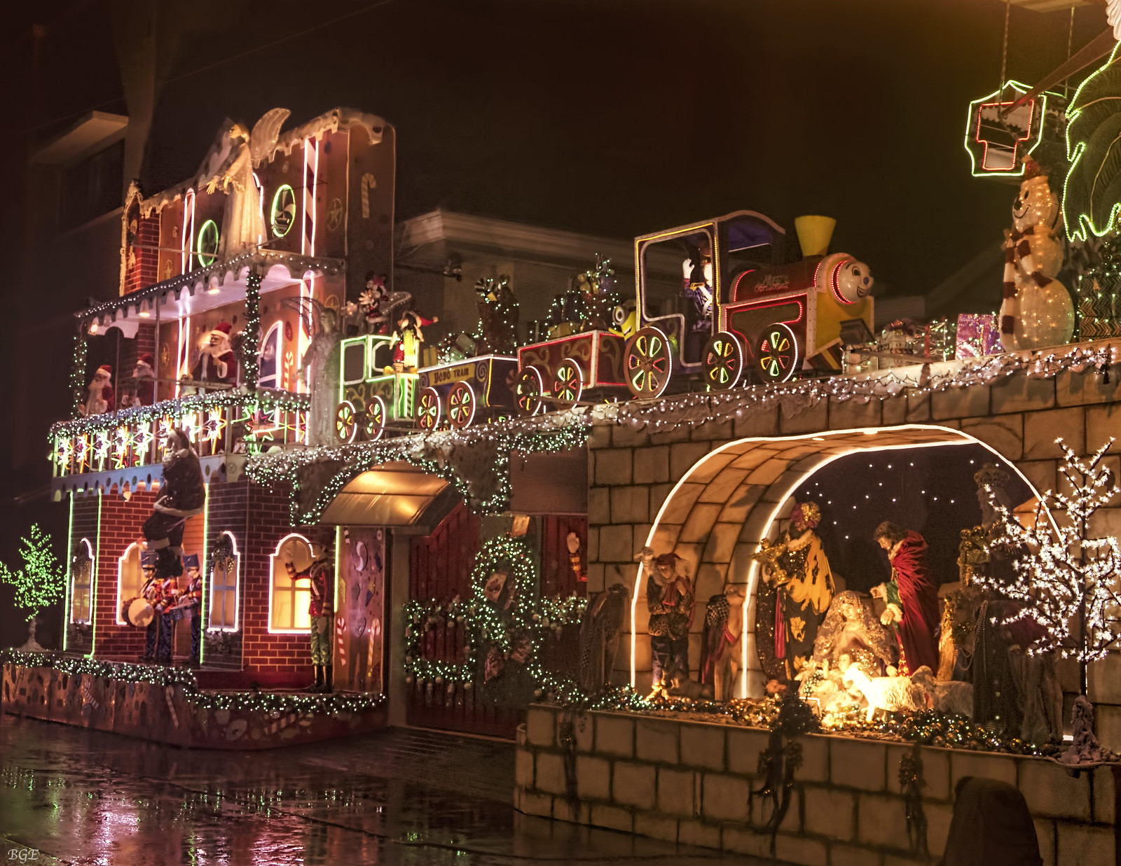 Christmas House Decorations - Philippines