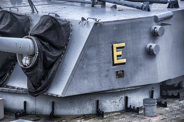 Detail--Gun Turret