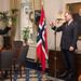 Visit of the House of Commons Speaker Hon. Geoff Regan to Norway by beeper66