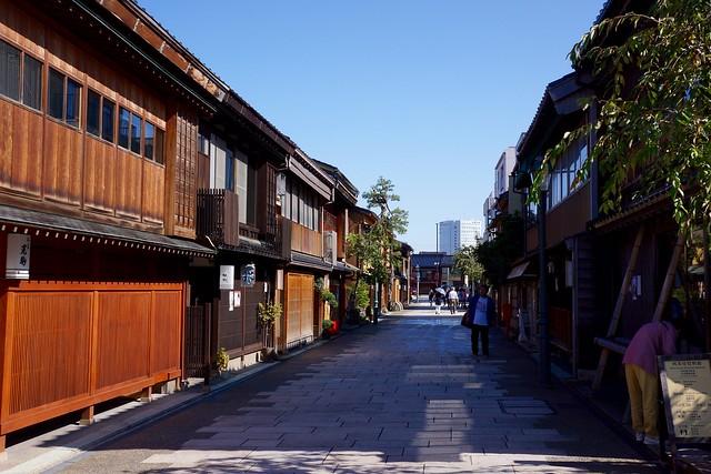 にし茶屋街 / Nishi Chaya District (Nishi Chayagai)