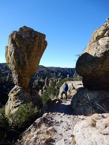 Chiricahua NM - hike - 1