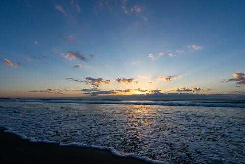 sea sunrise sky minamiboso chiba