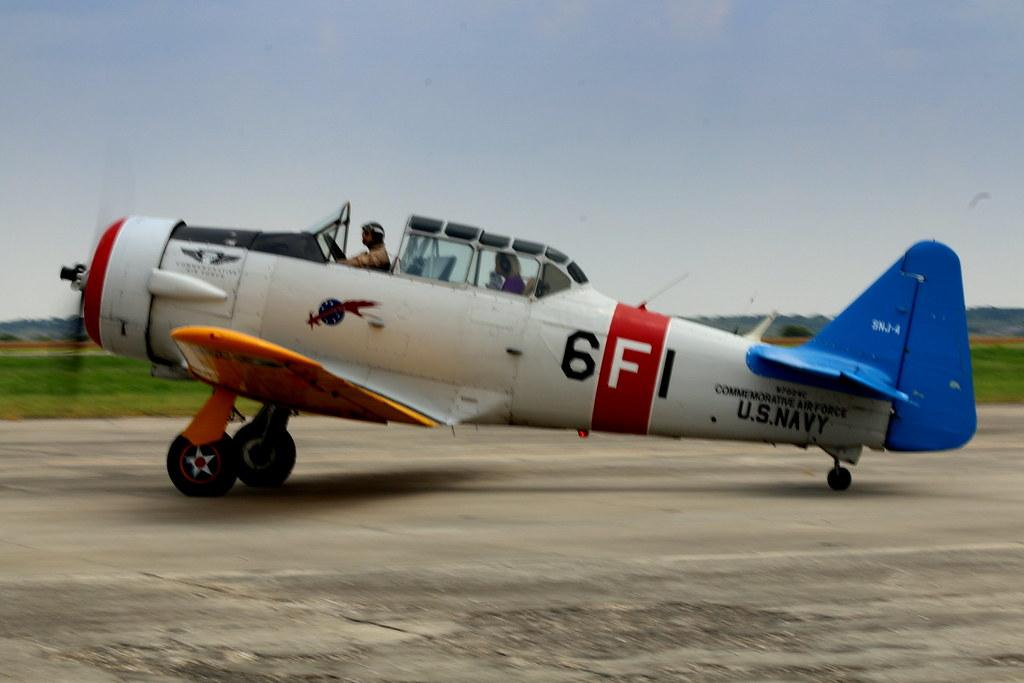 "SNJ-4 N7024C North American ""Texan"""