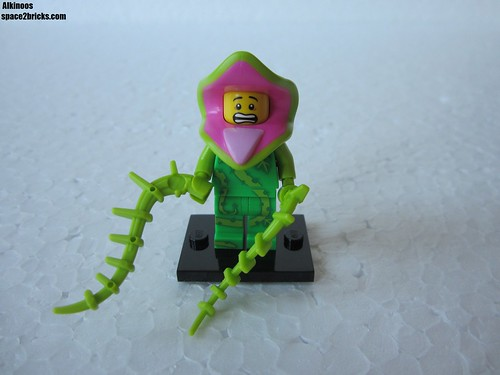Lego Minifigures S14 Plante monstre p1