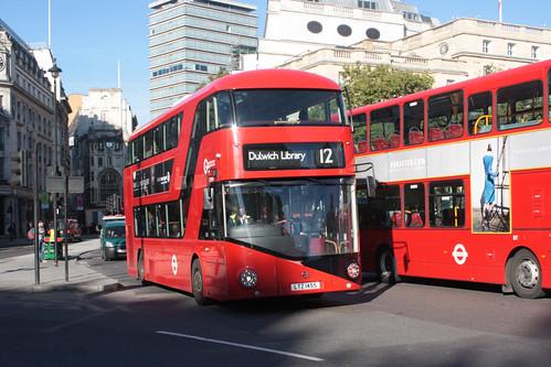 London Central LT455 LTZ1455 | by peterolding