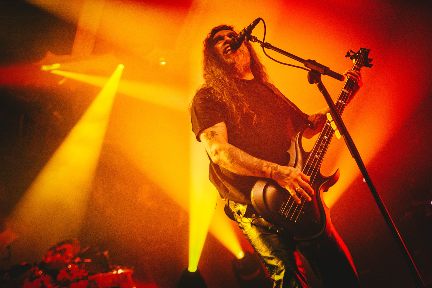 Slayer @ Ancienne Belgique 2015 (Bert Savels)