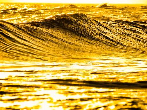 ocean sunset sea sky sunrise photography surf waves scenic northcarolina canonpowershotsx520