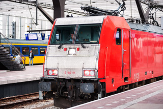 TRAXX Rotterdam Centraal | by RhB-Mikey