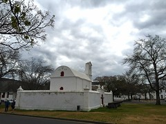 Dutch East India Comapny gunpowder store, Stellenbosch