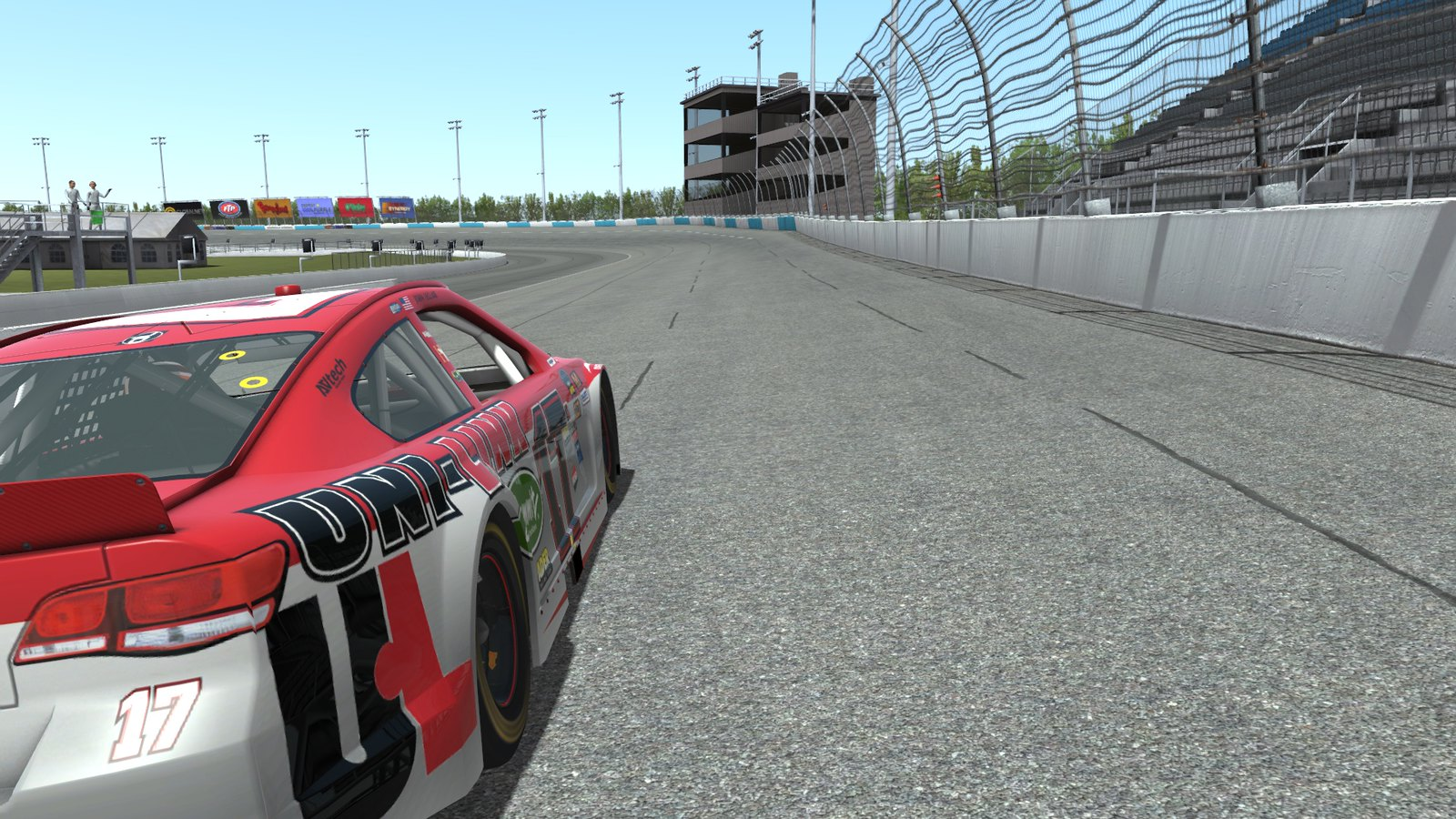rFactor 2 Brookdale Speedway 2