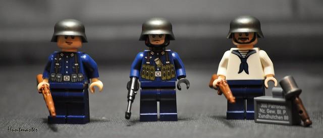 kriegsmarine infanterie
