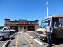 Albuquerque - Breaking Bad - lunch bij Twisters aka Los Pollos Hermanos - 2