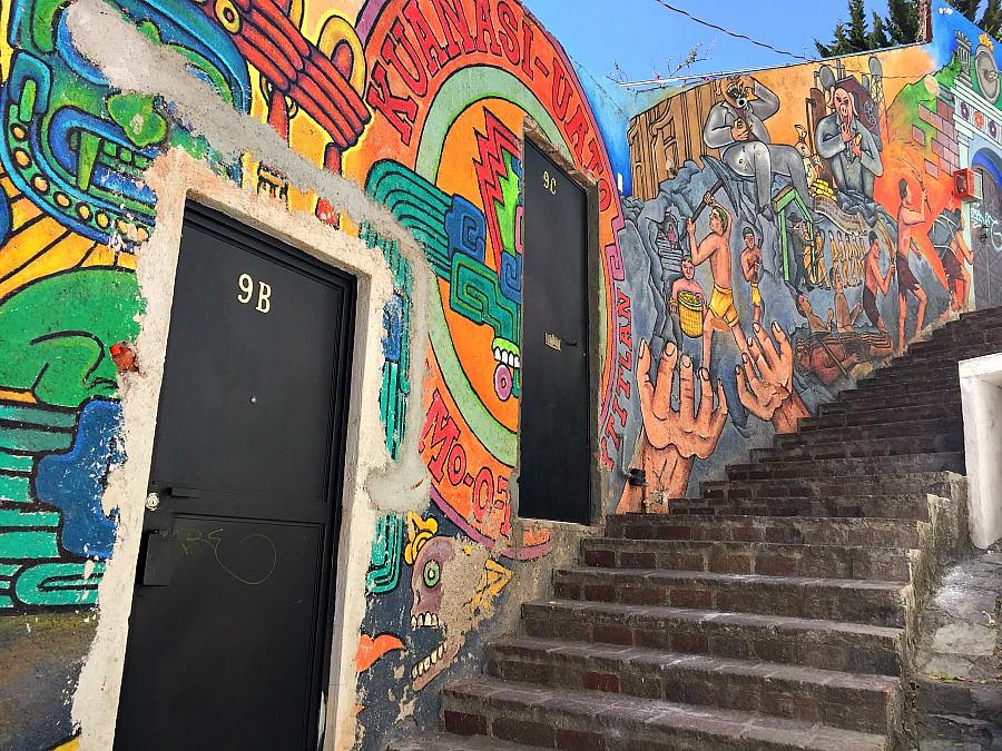 Guanajuato Mural