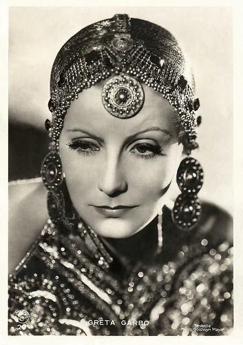 Greta Garbo in Mata Hari (1931)