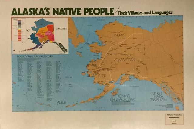 alaskas native people map