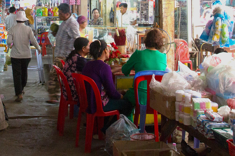 Battambang -  Fortuneteller