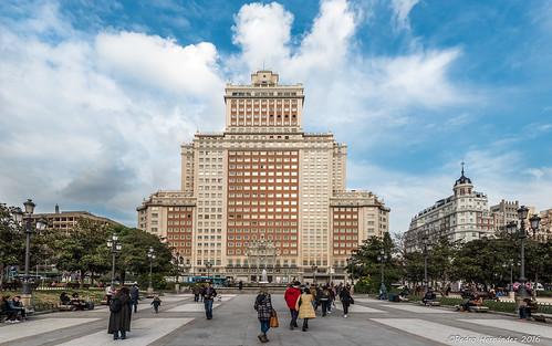 edificio españa | by PedroSolitario