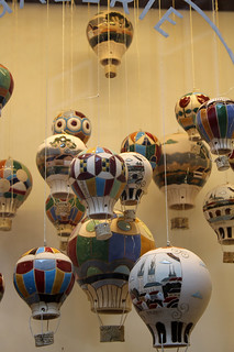 hot air balloons | by House Of Secrets Incorporated