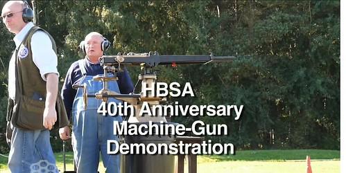 HBSA Video Trailer | by Historical Breechloading Smallarms Association UK