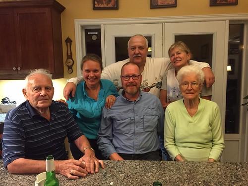 Queensville - familie foto