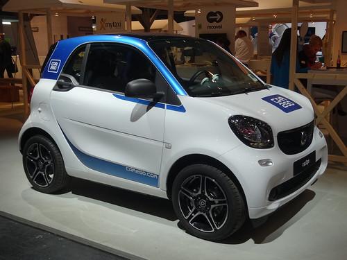 IAA 2015: Smart Fortwo