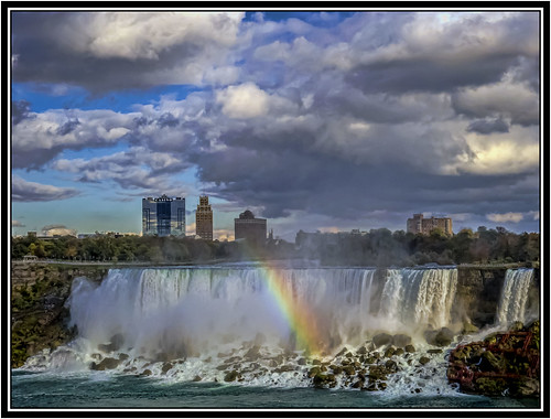 Niagara Falls Rainbow | by David Fehrman